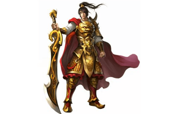 覇道 戦士