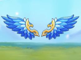 大空の翼アイコン