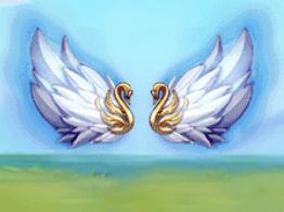 天国の翼アイコン
