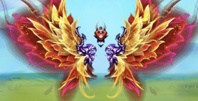業火の翼アイコン